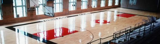 11,000 Sq. Ft. Gymnasium, Trenton Central High School
